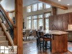 Big Sky Resort Rentals, Homestead Chalet 5, Kitchen, 2