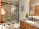Big Sky Resort Rentals, Homestead Chalet 5, Guest Bathroom, 2