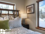 Big Sky Resort Rentals, Homestead Chalet 5, Bedroom 2, 2