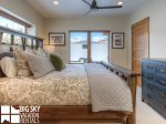 Big Sky Resort Rentals, Homestead Chalet 5, Bedroom 2, 3