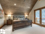 Big Sky Resort Rentals, Homestead Chalet 5, Bedroom 4, 1