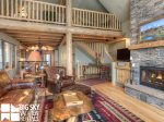 Big Sky Resort, Moonlight Mountain Home 4 Shadow Ridge, Living, 1