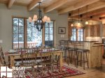 Big Sky Resort, Moonlight Mountain Home 4 Shadow Ridge, Dining, 3
