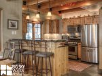 Big Sky Resort, Moonlight Mountain Home 4 Shadow Ridge, Kitchen, 1