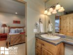 Big Sky Resort, Moonlight Mountain Home 4 Shadow Ridge, Bedroom 2 Bathroom, 1