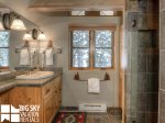 Big Sky Resort, Moonlight Mountain Home 4 Shadow Ridge, Loft Bathroom, 1