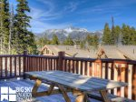 Big Sky Resort, Moonlight Mountain Home 4 Shadow Ridge, Deck, 1