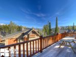 Big Sky Resort, Moonlight Mountain Home 4 Shadow Ridge, Deck, 2