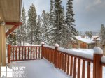 Big Sky Resort, Moonlight Mountain Home 4 Shadow Ridge, Deck, 4