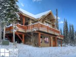 Big Sky Resort, Moonlight Mountain Home 4 Shadow Ridge, Exterior, 2
