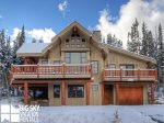 Big Sky Resort, Moonlight Mountain Home 4 Shadow Ridge, Exterior, 3