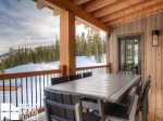 Big Sky House Rentals, Homestead Chalet 16 Claim Jumper, Downstairs Living, 2