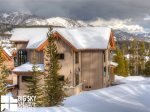 Big Sky House Rentals, Homestead Chalet 16 Claim Jumper, Private Laundry