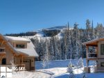 Big Sky Resort MT, Homestead Chalet 10 Claim Jumper, View, 3