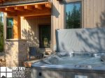 Big Sky Lodging Ski In Ski Out, Homestead Chalet 14 Claim Jumper, Private Hot Tub, 1