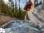 Big Sky Lodging Ski In Ski Out, Homestead Chalet 14 Claim Jumper, Private Hot Tub, 2