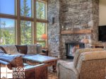 Big Sky Montana Lodges, Black Eagle Lodge 10, Living, 1