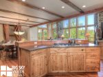 Big Sky Montana Lodges, Black Eagle Lodge 10, Kitchen, 4