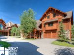 Big Sky Montana Lodges, Black Eagle Lodge 10, Exterior, 1