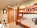 Big Sky Montana Lodges, Black Eagle Lodge 10, Bedroom 4, 1
