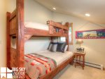 Big Sky Montana Lodges, Black Eagle Lodge 10, Bedroom 4, 2