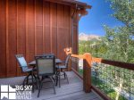 Big Sky Montana Lodges, Black Eagle Lodge 10, Deck, 1