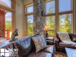 Big Sky Montana Lodges, Black Eagle Lodge 10, Living, 3