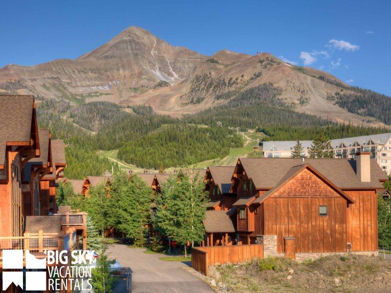 Big Sky Montana Lodges | Black Eagle Lodge 10 | Big Sky Mountain Village