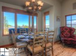 Big Sky Moonlight Basin, Moonlight Mountain Home 1 Gambler Way, Dining, 2