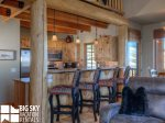 Big Sky Moonlight Basin, Moonlight Mountain Home 1 Gambler Way, Kitchen, 1