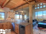 Big Sky Moonlight Basin, Moonlight Mountain Home 1 Gambler Way, Kitchen, 3