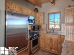 Big Sky Moonlight Basin, Moonlight Mountain Home 1 Gambler Way, Kitchen, 5