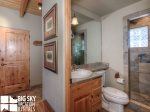 Big Sky Moonlight Basin, Moonlight Mountain Home 1 Gambler Way, Guest Bathroom, 1