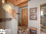 Big Sky Moonlight Basin, Moonlight Mountain Home 1 Gambler Way, Front Entry, 2