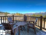 Big Sky Moonlight Basin, Moonlight Mountain Home 1 Gambler Way, Deck, 1