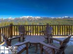 Big Sky Moonlight Basin, Moonlight Mountain Home 1 Gambler Way, Deck, 2