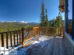 Big Sky Moonlight Basin, Moonlight Mountain Home 1 Gambler Way, Deck, 3