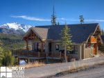 Big Sky Moonlight Basin, Moonlight Mountain Home 1 Gambler Way, Exterior, 6