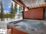 Powder Ridge 26 Rosebud Hot Tub, 2