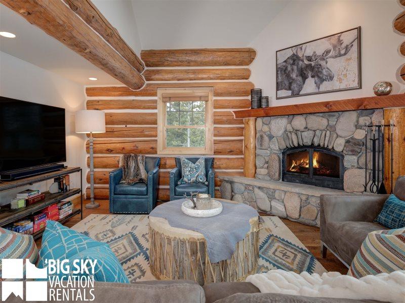 big sky montana vacations at powder ridge cabins