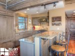 Powder Ridge Cabins, Manitou 18, Kitchen, 1