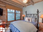 Powder Ridge Cabins, Manitou 18, Bedroom 1, 1