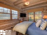Powder Ridge Cabins, Manitou 18, Bedroom 1, 2