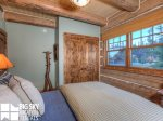 Powder Ridge Cabins, Manitou 18, Bedroom 1, 3