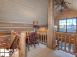 Powder Ridge Cabins, Manitou 18, Loft, 1