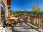 Powder Ridge Cabins, Manitou 18, Deck, 3