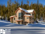 Big Sky MT Resort, Homestead Chalet 12 Claim Jumper, Hot Tub, 2