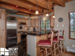 Moonlight Basin Luxury Rental, Mountain Home 4, Dining, 3