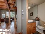 Moonlight Basin Luxury Rental, Mountain Home 4, Entry