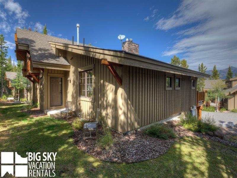 Moonlight Basin Luxury Rental, Mountain Home 4, Exterior, 2